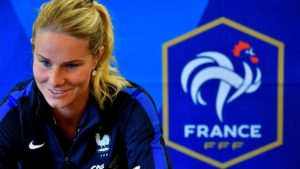 Amandine Henry équipe de france foot féminin