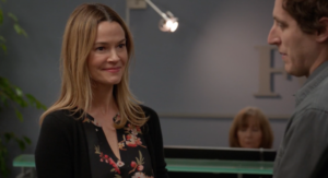 leisha hailey silicon valley