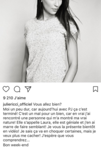 julie ss4 super blague