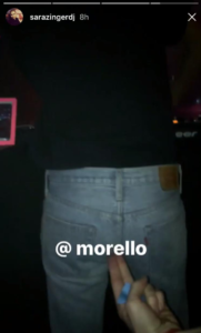 fesses de morello