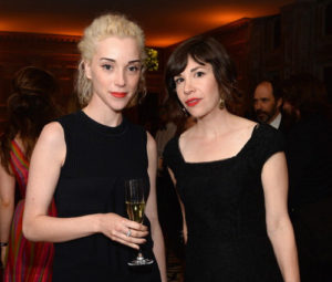 st vincent et carrie brownstein