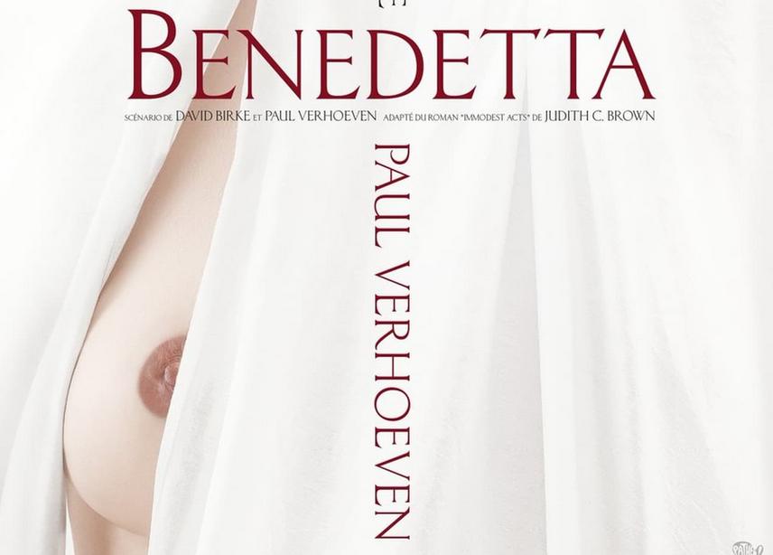 Image for Qui va jouer une nonne lesbienne dans le prochain Verhoeven ?