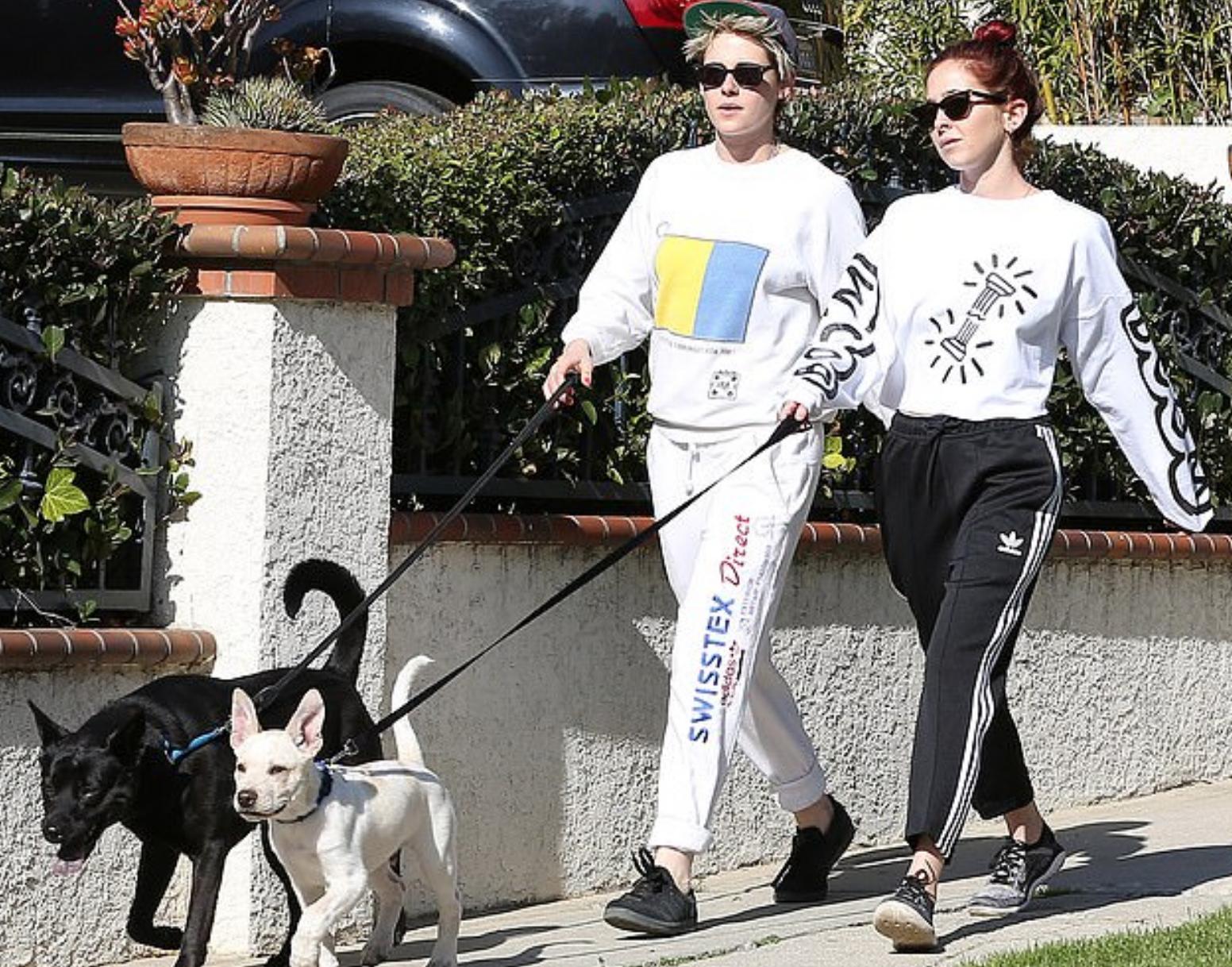 Image for Quelles sont les professions de la nouvelle petite amie de Kristen Stewart ?