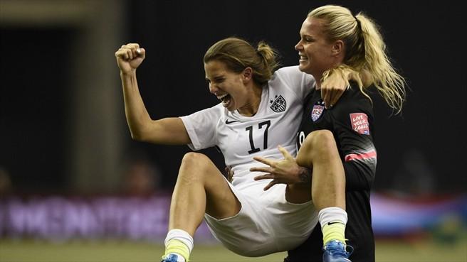 Image for Elles ont dit qu'elles allaient se marier après la Coupe du Monde :