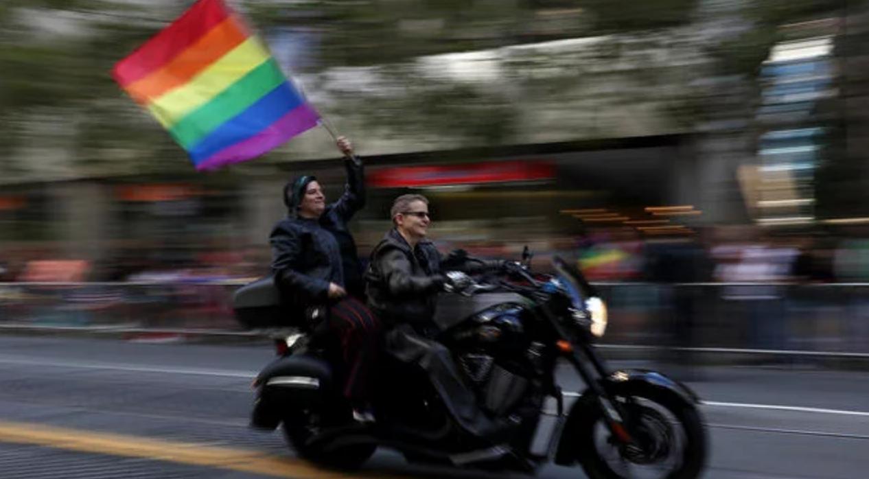 Image for Cette année à Paris, la Marche des Fiertés devait être menée par un collectif lesbien. Quel est son nom ?