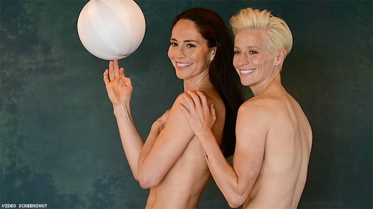 Image for Pourquoi Megan Rapinoe n'a pas chanté son hymne national pendant la Coupe ?