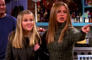 reese witherspoon jennifer aniston friends
